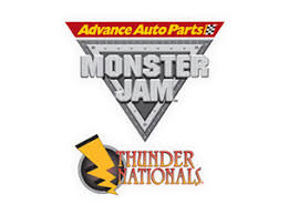 advance auto parts monster jam thunder nationals tickets