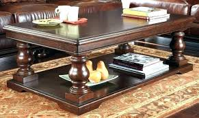 replace glass in coffee table with something else ashley round coffee table myphoton me