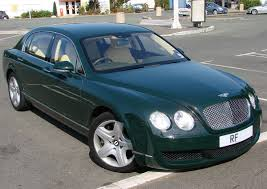 black bentley sedan bentley continental flying spur 2005 wikipedia