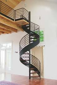 Spiral Staircase Handrail Covers Deco Spiral Staircases Innovative Metalcraft