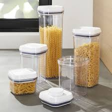 Cambro Round Food Storage Container Sets - food storage containers glass and plastic crate and barrel