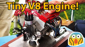 lexus v8 engine video 5 miniature v8 engines that sound better than your car youtube