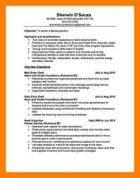 Barista Resume No Experience 100 Resume Barista College Grad Resume Examples And Advice