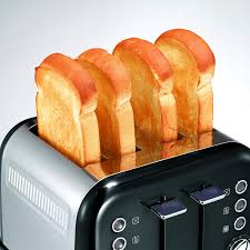 Top Ten Toasters Best 4 Slice Toaster Uk 2017 The Best Family Toasters Since
