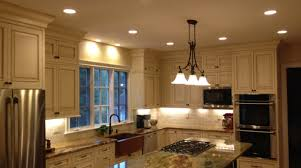 Led Kitchen Lighting Ideas Cabinet Wonderful Led Kitchen Ceiling Lighting Decorating Ideas