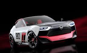nissan leaf nismo rc 2018 nissan leaf nismo rc concept car photos catalog 2017
