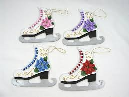 70 best painted skates images on skating figure