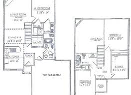 Bedroom Floor Plans House House Plans 2 Story