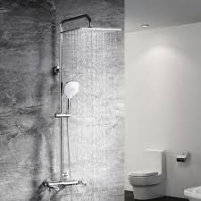 High End Bathroom Showers Hideep High End Brass Shower Set Shower Shower