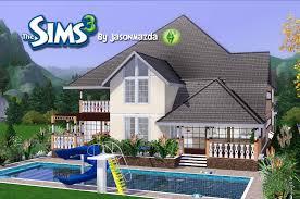 sims 3 mansion floor plans the sims 3 house designs prestigious elegance youtube the sims 3