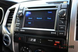 toyota tacoma bluetooth setup 2012 tacoma trd sport pictures upgrade package with 18 chromes