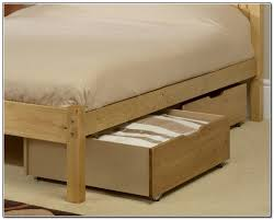 under the bed storage with wheels beds home design ideas