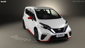 nissan note 2016 360 view of nissan note e power nismo 2016 3d model hum3d store