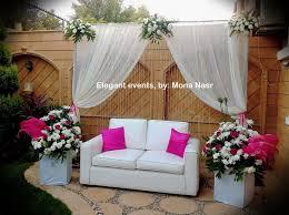 home engagement kosha events by mona nasr kosha