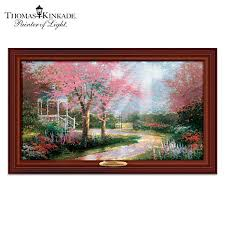 29 best kinkade images on kinkade wall