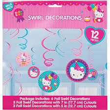 hello party supplies hello hanging party decorations party supplies walmart