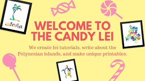 Where To Buy Candy Leis The Candy Lei