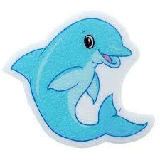 Anti Slip Stickers For Bathtub Dolphin Tub Treads Fun Non Slip Tub Decals For Kids Tub Tattoos