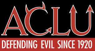 American Method — Conservative Bumper Stickers — ACLU DEFENDING EVIL