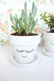 best 25 painted plant pots ideas on pinterest paint flower pots