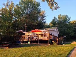 quiet cozy peaceful 75 u0027 lakefront house homeaway lake ariel