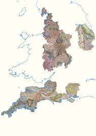 Somerset England Map by The Map That Might Have Been William Smith U0027s Maps Interactive