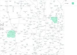 Zip Code Map Cincinnati by Mercury Wireless Availability Areas U0026 Coverage Map U2013 Decision Data