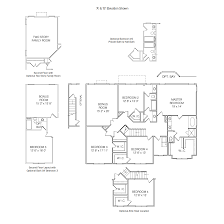 Fort Lee Housing Floor Plans Berkeley Floor Plans Main Street Homes