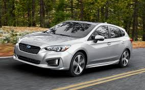2017 subaru impreza hatchback white subaru impreza sport 2017 us wallpapers and hd images car pixel