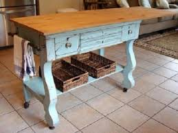 repurposed kitchen island one of a repurposed kitchen islands the homesource