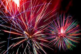chagne bottle fireworks stamm ms ccn