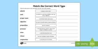 ks2 words and vocabulary worksheets primary resources page 1