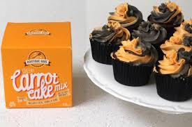boutique bake recipe halloween carrot cake cupcakes beaut ie
