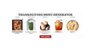 thanksgiving animated gifs free saveur u0027s slot machine plans your thanksgiving dinner where