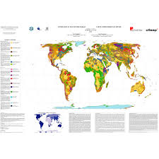 World Map To Scale by Lithological Map Of The World Ccgm Cgmw