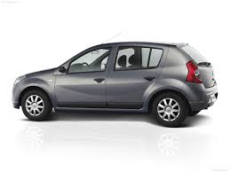 3dtuning Of Renault Sandero 5 Door Hatchback 2011 3dtuning Com