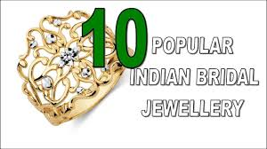 10 most popular indian bridal jewellery ornaments