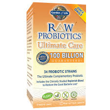 amazon com garden of life raw probiotics 5 day max care