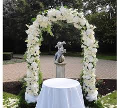 wedding arches to rent wedding supplies rental at once party rental
