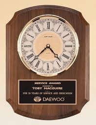 personalized clocks with pictures wall clock plaques personalized clocks