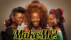 makeme tour of nigeria u0027s sexiest hair salon part 1 youtube