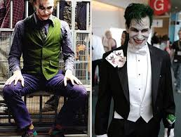 cool costume ideas joker costume ideas for men entertainmentmesh