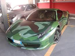 maserati camo fiat heir lapo elkann u0027s camo ferrari 458 italia sport cars