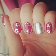 1056 best nail art flower u0027s images on pinterest nail art