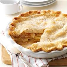 apple pie recipe taste of home