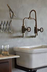 Bathroom Sinks And Faucets by Best 25 Industrial Bathroom Sink Faucets Ideas On Pinterest