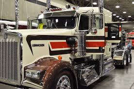 kenworth trucks photos photos pride u0026 polish show trucks shine at 2016 great american