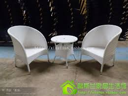 Outdoor Furniture Balcony by Compare Prices On Synthetic Rattan Chair Online Shopping Buy Low