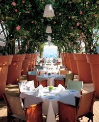 luxury romantic outdoor restaurant design asia de cuba west