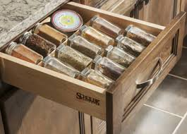 In Drawer Spice Racks Organize Your Kitchen